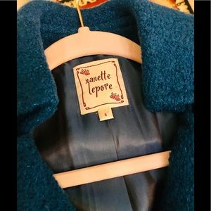 Nanette Laporte winter coat AMAZING COLOR!!!